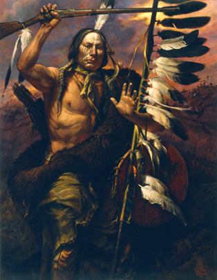 Chief Gall**Battle Leader of the Hunkpapa Lakota