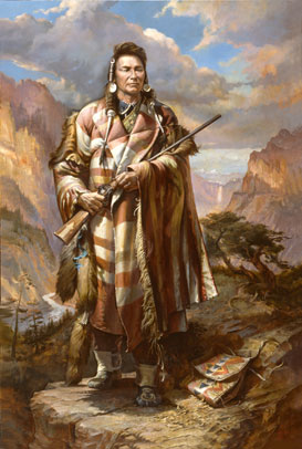 Chief Joseph**Leader of the Nez Perce War 1877