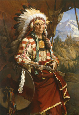 Conquering Bear**Chief of the Lakota