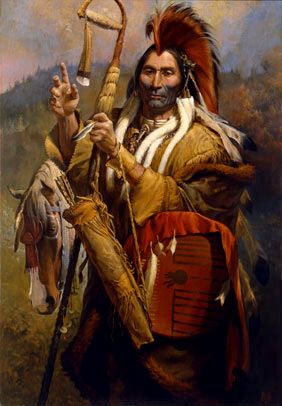 Crow Dog**Killer of the Sioux Chief Spotted Tail