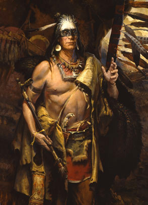 Wooden Leg**Cheyenne Warrior of the Little Big Horn